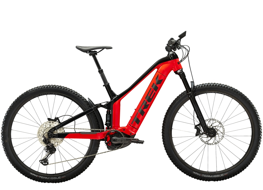 Trek Powerfly FS 7 M (29  wheel) Radioactive Red/Trek Black