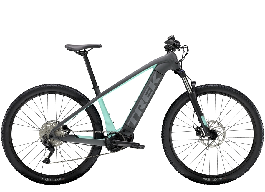 Trek Powerfly 4 M (29  wheel) Matte Solid Charcoal/Matte Miami