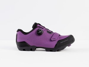 Bontrager Schuh Foray Women's 40 Purple Lotus